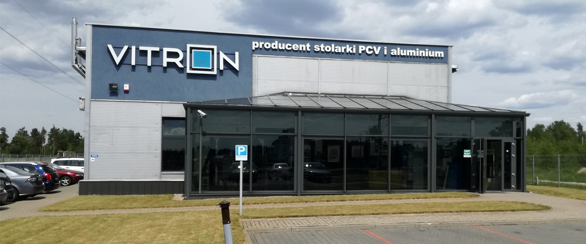 Vitron - Producent stolarki pcv i aluminium